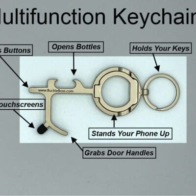 Keychain function callouts